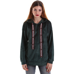 textil Dam Sweatshirts Key Up 5CS91 0001 Grön