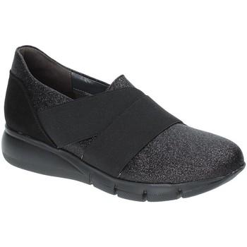 Skor Dam Slip-on-skor Grace Shoes 962789 Svart
