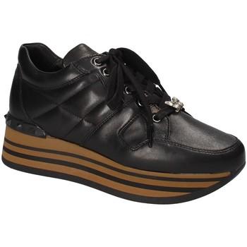 Skor Dam Sneakers Triver Flight 232-11A Svart