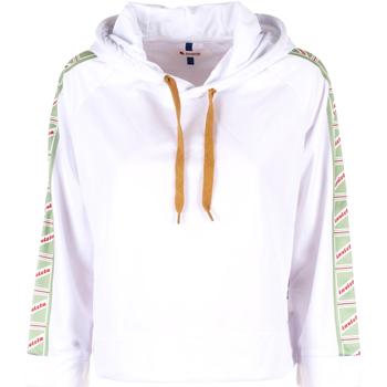 textil Dam Sweatshirts Invicta 4454184DP Vit
