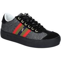 Skor Dam Sneakers Roberta Di Camerino RDC82140 Svart
