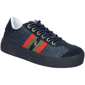 Skor Dam Sneakers Roberta Di Camerino RDC82140 Blå
