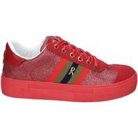 Skor Dam Sneakers Roberta Di Camerino RDC82140 Röd