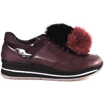 Skor Dam Sneakers Grunland SC3944 Röd