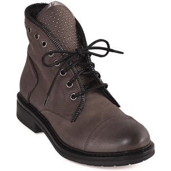 Skor Dam Boots Mally 5037 Brun