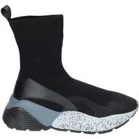 Skor Dam Höga sneakers Studio Italia STAR 04 Svart
