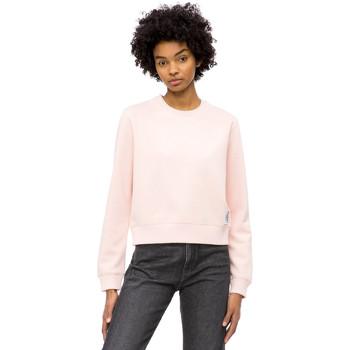 textil Dam Sweatshirts Calvin Klein Jeans J20J208562 Rosa