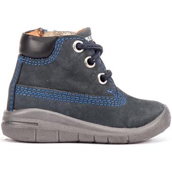 Skor Barn Boots Lumberjack KB48301 001 D01 Blå
