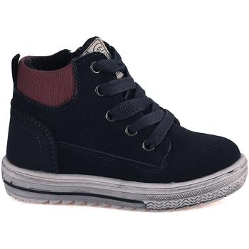 Skor Barn Höga sneakers Grunland PP0352 Blå