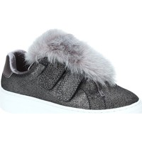 Skor Barn Sneakers Grunland SC3958 Svart