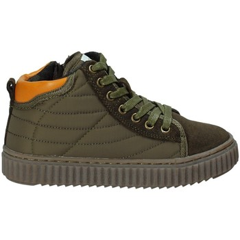 Skor Barn Höga sneakers Grunland PO1079 Grön