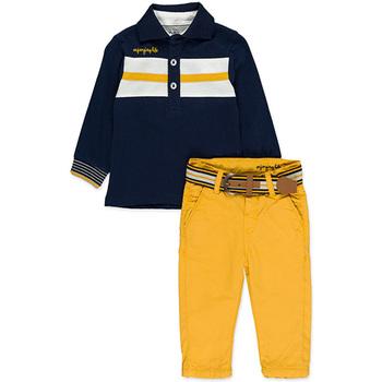 textil Pojkar Set Losan 827-8031AC Blå