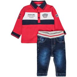 textil Pojkar Set Losan 827-8032AC Röd
