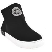 Skor Barn Höga sneakers Holalà HS0015T0002J Svart