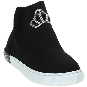 Skor Barn Höga sneakers Holalà HS0017T0002J Svart