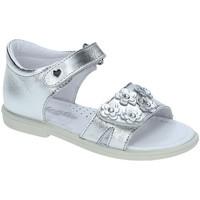 Skor Flickor Sandaler Falcotto 1500702-02-9111 Silver