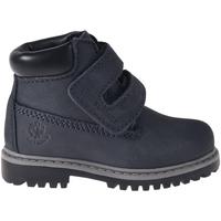 Skor Barn Boots Lumberjack SB05301 006 D01 Blå