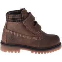 Skor Barn Boots Lumberjack SB05301 006 H01 Brun