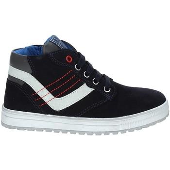 Skor Barn Höga sneakers Asso 68709 Blå