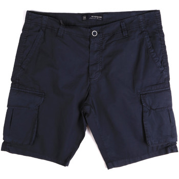 textil Herr Shorts / Bermudas Key Up 2P16A 0001 Blå