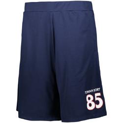 textil Herr Shorts / Bermudas Tommy Hilfiger S20S200076 Blå