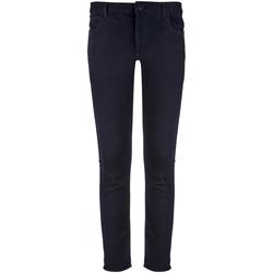 textil Herr Skinny Jeans Calvin Klein Jeans K10K102968 Svart