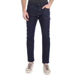 textil Herr Stuprörsjeans Calvin Klein Jeans K10K102969 Blå