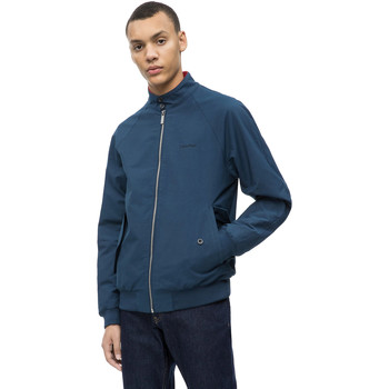 textil Herr Sweatjackets Calvin Klein Jeans K10K103099 Blå