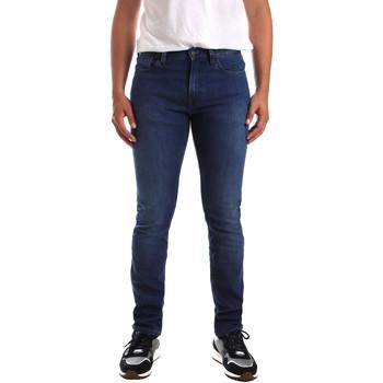 textil Herr Skinny Jeans Calvin Klein Jeans K10K103319 Blå