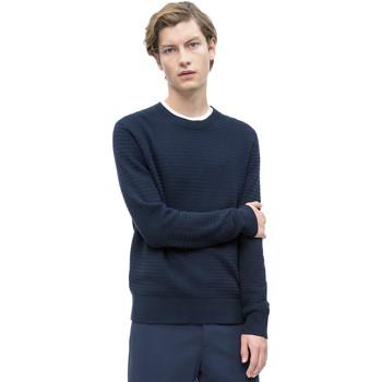 textil Herr Tröjor Calvin Klein Jeans K10K103324 Blå