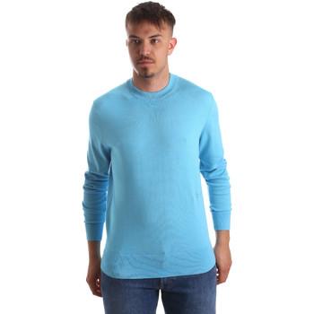 textil Herr Tröjor Calvin Klein Jeans K10K103690 Blå