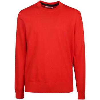 textil Herr Tröjor Calvin Klein Jeans K10K103690 Röd