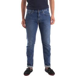 textil Herr Stuprörsjeans Calvin Klein Jeans K10K103815 Blå
