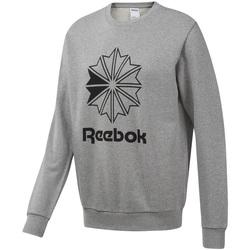 textil Herr Sweatshirts Reebok Sport DT8130 Grå
