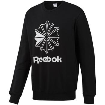 textil Herr Sweatshirts Reebok Sport DT8132 Svart