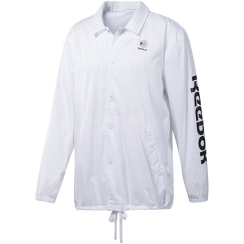textil Herr Sweatjackets Reebok Sport DT8203 Vit