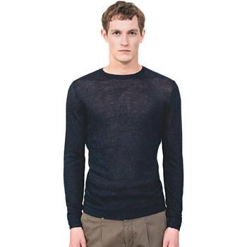 textil Herr Tröjor Antony Morato MMSW00915 YA500054 Blå