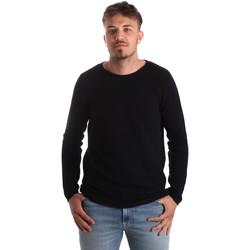 textil Herr Tröjor Antony Morato MMSW00938 YA100018 Blå