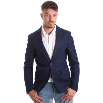 textil Herr Jackor & Kavajer Antony Morato MMJA00388 FA400060 Blå