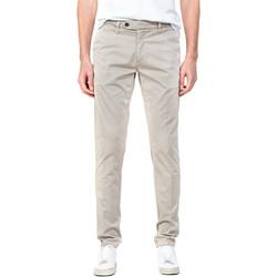 textil Herr Chinos / Carrot jeans Antony Morato MMTR00496 FA800109 Grå