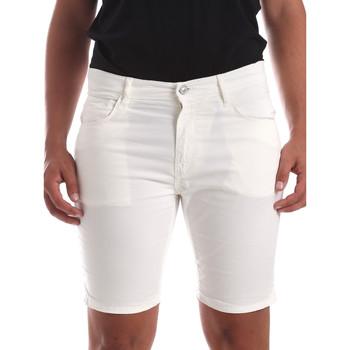textil Herr Shorts / Bermudas Antony Morato MMSH00140 FA800109 Vit