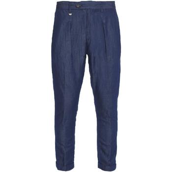 textil Herr Byxor Antony Morato MMTR00500 FA950119 Blå