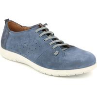 Skor Herr Sneakers Grunland SC4445 Blå