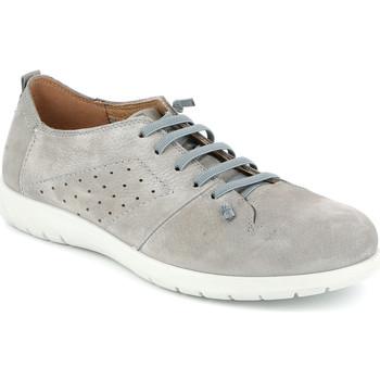 Skor Herr Sneakers Grunland SC4445 Grå