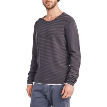 textil Herr Tröjor Gaudi 911FU53018 Grå