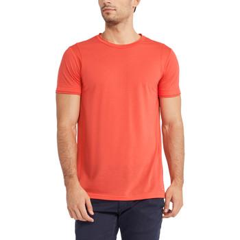 textil Herr T-shirts Gaudi 911FU64005 Röd
