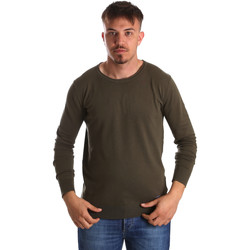 textil Herr Tröjor Gaudi 911BU53010 Grön