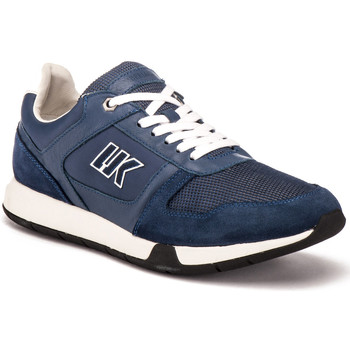 Skor Herr Sneakers Lumberjack SM40805 003 M47 Blå
