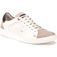 Skor Herr Sneakers Lumberjack SM59805 001 M07 Vit