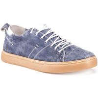 Skor Herr Sneakers Lumberjack SM60205 001 A01 Blå